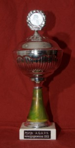 1e prijs AGAVS - verenigingstoernooi 2002