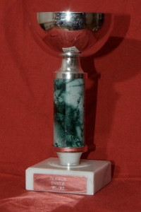 2e prijs Dames '91-'92
