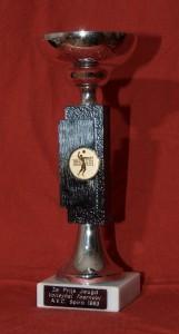 2e prijs Jeugd Volleybal Toernooi AVC Spirit 1993