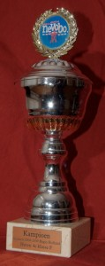 Kampioen Seizoen 2008-2009 Regio Holland Heren 4e klasse F